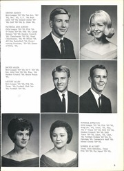 Page 13, 1966 Edition, Waxahachie High School - Chief Yearbook (Waxahachie, TX) online yearbook collection