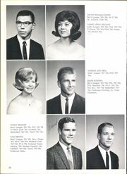 Page 14, 1966 Edition, Waxahachie High School - Chief Yearbook (Waxahachie, TX) online yearbook collection