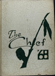 1968 Edition, Waxahachie High School - Chief Yearbook (Waxahachie, TX)