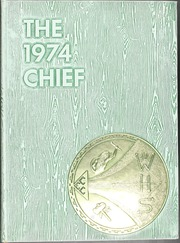 1974 Edition, Waxahachie High School - Chief Yearbook (Waxahachie, TX)