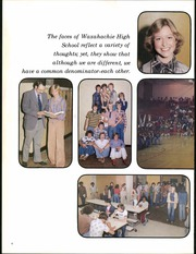 Page 8, 1978 Edition, Waxahachie High School - Chief Yearbook (Waxahachie, TX) online yearbook collection