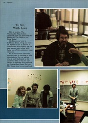 Page 14, 1985 Edition, Waxahachie High School - Chief Yearbook (Waxahachie, TX) online yearbook collection