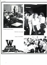 Page 16, 1985 Edition, Waxahachie High School - Chief Yearbook (Waxahachie, TX) online yearbook collection