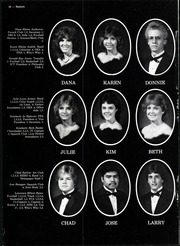 Page 20, 1985 Edition, Waxahachie High School - Chief Yearbook (Waxahachie, TX) online yearbook collection