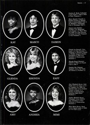 Page 21, 1985 Edition, Waxahachie High School - Chief Yearbook (Waxahachie, TX) online yearbook collection