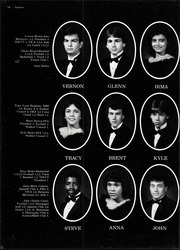Page 22, 1985 Edition, Waxahachie High School - Chief Yearbook (Waxahachie, TX) online yearbook collection