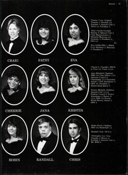 Page 23, 1985 Edition, Waxahachie High School - Chief Yearbook (Waxahachie, TX) online yearbook collection