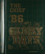 1986 Edition, Waxahachie High School - Chief Yearbook (Waxahachie, TX)