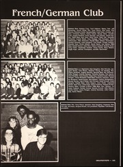 Page 197, 1987 Edition, Waxahachie High School - Chief Yearbook (Waxahachie, TX) online yearbook collection