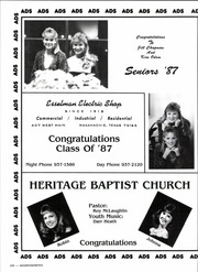 Page 240, 1987 Edition, Waxahachie High School - Chief Yearbook (Waxahachie, TX) online yearbook collection
