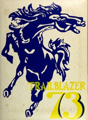1973 Edition, North Mesquite High School - Trailblazer Yearbook (Mesquite, TX)