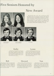 Page 17, 1975 Edition, North Mesquite High School - Trailblazer Yearbook (Mesquite, TX) online yearbook collection