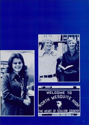 Page 9, 1975 Edition, North Mesquite High School - Trailblazer Yearbook (Mesquite, TX) online yearbook collection