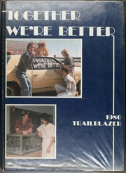 1980 Edition, North Mesquite High School - Trailblazer Yearbook (Mesquite, TX)