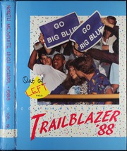 1988 Edition, North Mesquite High School - Trailblazer Yearbook (Mesquite, TX)