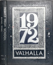 Nimitz High School - Valhalla Yearbook (Irving, TX) online yearbook collection, 1972 Edition, Page 1