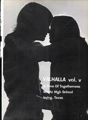 Page 5, 1973 Edition, Nimitz High School - Valhalla Yearbook (Irving, TX) online yearbook collection
