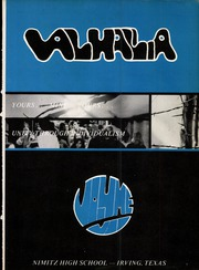 Page 5, 1975 Edition, Nimitz High School - Valhalla Yearbook (Irving, TX) online yearbook collection