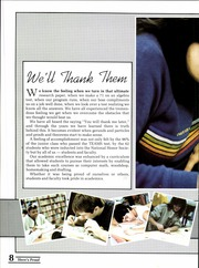 Page 12, 1986 Edition, Nimitz High School - Valhalla Yearbook (Irving, TX) online yearbook collection