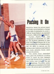 Page 9, 1988 Edition, Nimitz High School - Valhalla Yearbook (Irving, TX) online yearbook collection