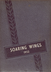 Canyon High School - Soaring Wings Yearbook (Canyon, TX) online yearbook collection, 1952 Edition, Page 1