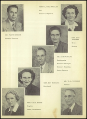 Page 15, 1952 Edition, Canyon High School - Soaring Wings Yearbook (Canyon, TX) online yearbook collection