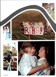 Page 12, 1987 Edition, Canyon High School - Soaring Wings Yearbook (Canyon, TX) online yearbook collection