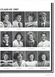 Page 133, 1987 Edition, Canyon High School - Soaring Wings Yearbook (Canyon, TX) online yearbook collection