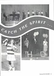 Page 19, 1987 Edition, Canyon High School - Soaring Wings Yearbook (Canyon, TX) online yearbook collection