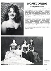 Page 25, 1987 Edition, Canyon High School - Soaring Wings Yearbook (Canyon, TX) online yearbook collection