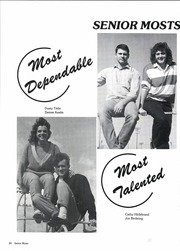 Page 30, 1987 Edition, Canyon High School - Soaring Wings Yearbook (Canyon, TX) online yearbook collection