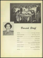 Page 10, 1951 Edition, Burkburnett High School - Derrick Yearbook (Burkburnett, TX) online yearbook collection