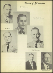 Page 12, 1951 Edition, Burkburnett High School - Derrick Yearbook (Burkburnett, TX) online yearbook collection