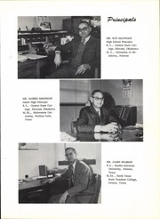 Page 11, 1959 Edition, Burkburnett High School - Derrick Yearbook (Burkburnett, TX) online yearbook collection