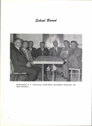 Page 12, 1959 Edition, Burkburnett High School - Derrick Yearbook (Burkburnett, TX) online yearbook collection
