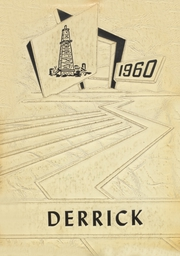 Burkburnett High School - Derrick Yearbook (Burkburnett, TX) online yearbook collection, 1960 Edition, Page 1