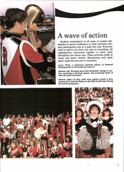 Page 11, 1987 Edition, Burkburnett High School - Derrick Yearbook (Burkburnett, TX) online yearbook collection