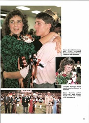 Page 15, 1987 Edition, Burkburnett High School - Derrick Yearbook (Burkburnett, TX) online yearbook collection