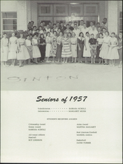 Page 7, 1957 Edition, Taft High School - Tracks Yearbook (Taft, TX) online yearbook collection