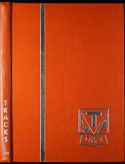 Page 1, 1969 Edition, Taft High School - Tracks Yearbook (Taft, TX) online yearbook collection