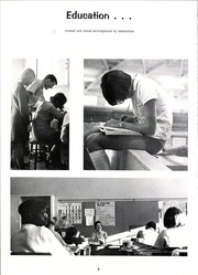 Page 10, 1969 Edition, Taft High School - Tracks Yearbook (Taft, TX) online yearbook collection