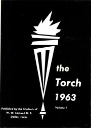 Page 5, 1963 Edition, W W Samuell High School - Torch Yearbook (Dallas, TX) online yearbook collection