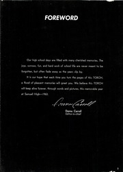 Page 7, 1963 Edition, W W Samuell High School - Torch Yearbook (Dallas, TX) online yearbook collection