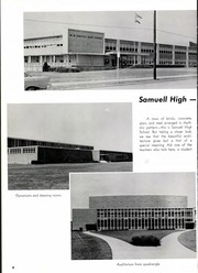 Page 8, 1963 Edition, W W Samuell High School - Torch Yearbook (Dallas, TX) online yearbook collection