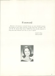 Page 7, 1967 Edition, W W Samuell High School - Torch Yearbook (Dallas, TX) online yearbook collection
