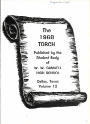 Page 5, 1968 Edition, W W Samuell High School - Torch Yearbook (Dallas, TX) online yearbook collection