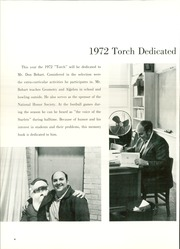 Page 8, 1972 Edition, W W Samuell High School - Torch Yearbook (Dallas, TX) online yearbook collection