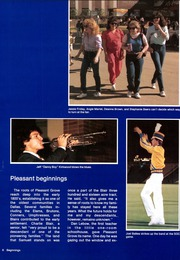 Page 10, 1985 Edition, W W Samuell High School - Torch Yearbook (Dallas, TX) online yearbook collection