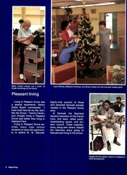 Page 12, 1985 Edition, W W Samuell High School - Torch Yearbook (Dallas, TX) online yearbook collection