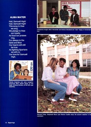 Page 16, 1985 Edition, W W Samuell High School - Torch Yearbook (Dallas, TX) online yearbook collection
